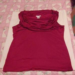 Scoopneck blouse